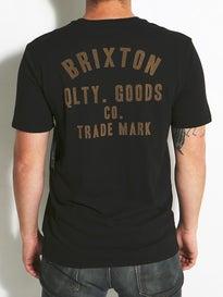 Brixton Woodburn Premium T-Shirt