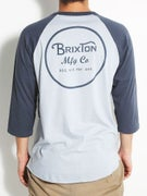 Brixton Wheeler 3/4 Sleeve T-Shirt