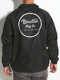 Brixton Wheeler Windbreaker Jacket