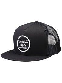 Brixton Wheeler Mesh Cap Hat