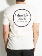 Brixton Wheeler Premium T-Shirt