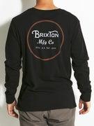 Brixton Wheeler Premium L/S T-Shirt
