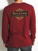 Brixton Crowich L/S Premium T-Shirt