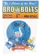 Bro Style Colored Bro Bolts Hardware