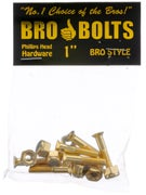 Bro Style Gold Bro Bolts Hardware