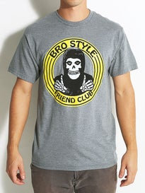Bro Style Friends Club T-Shirt