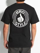Bro Style Pocket T-Shirt