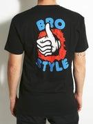 Bro Style Ripper Thumb T-Shirt