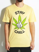 Bro Style Stay Chill T-Shirt