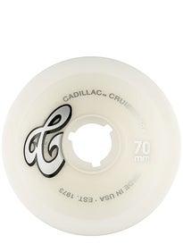 Cadillac 80a White Cruiser Wheels
