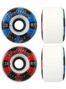 Cadillac Swingers 81a White Slide Wheels