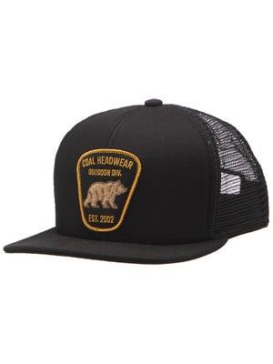 Coal The Bureau Hat Black Adj.