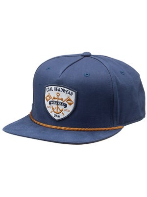 Coal The Ebb Tide Hat Navy Adj.