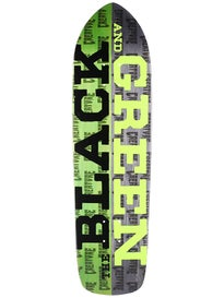 Creature Black And Green Deck  8.5 x 32.2