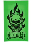 Creature Bonehead Green 7