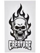 Creature Bonehead White 7