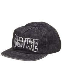 Creature Burnout Snapback Hat