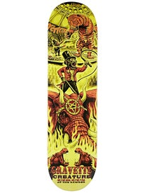 Creature Gravette Circus Of The Damned Deck 8.26 x 31.7