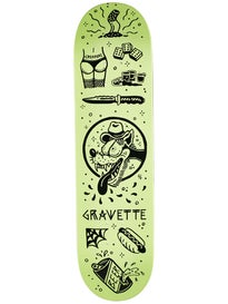 Creature Gravette Tanked Deck 8.2 x 31.9