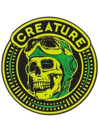 Creature Die High 3.5 Sticker