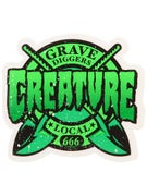 Creature Grave Diggers 3
