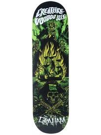 Creature Graham Voodoo Isle Deck 8.8 x 32.5