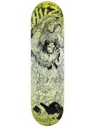 Creature Hitz Rumble Deck  8.5 x 32.25