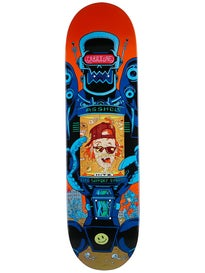 Creature Hitz Life Support Deck  8.5 x 32.25