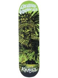 Creature Kimbel Voodoo Isle Deck 8.6 x 32.35