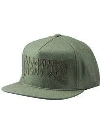 Creature Mole Snapback Hat