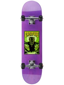 Creature Monster Team Purple Mid Complete 7.25 x 29.9