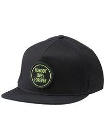Creature Nobody Snapback Hat