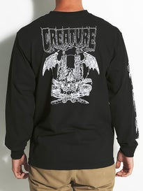 Creature Plague L/S T-Shirt