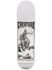 Creature Partanen Plague Deck  8.3 x 32.2
