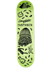 Creature Partanen Tanked Deck 8.3 x 32.2
