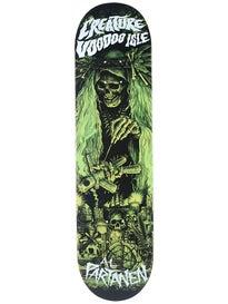 Creature Partanen Voodoo Isle Deck 8.2 x 31.9
