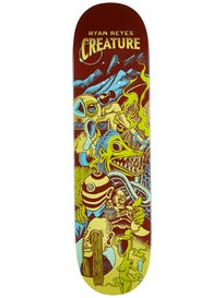 Creature Reyes Eclipse Deck 8.0 x 31.6