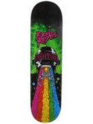 Creature Reyes Leather Rainbow Deck  8.0 x 31.6