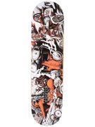 Creature Reyes Strait To Hell Deck  8.0 x 31.6