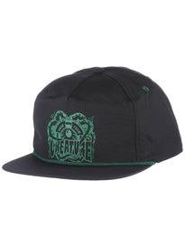 Creature Swim Club Snapback Hat