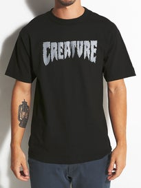 Creature Shredded T-Shirt
