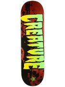 Creature Stained LG Deck  8.6 x 32.35