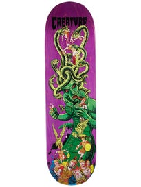 Creature Stumps Medusa Deck 8.8 x 32.55