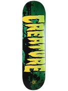 Creature Stained MD Green Deck  8.25 x 31.25