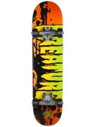 Creature Stained Orange Micro Complete  6.75 x 28.5