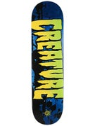 Creature Stained SM Blue Deck  8 x 31.6