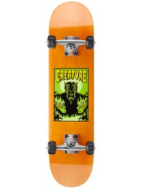 Creature Monster Team Orange Mini Complete 7 x 29.2