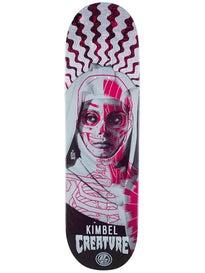 Creature Kimbel Anatomy P2 Deck  8.8 x 32.5