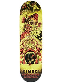 Creature Kimbel Circus Of The Damned Deck  9.0 x 33