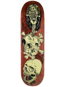 Creature Kimbel Shrunken Head Deck  9.0 x 33
